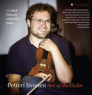 Petteri Iivonen: Art of the Violin - Vinyl Edition