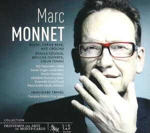 Marc Monnet: Imaginary Travel