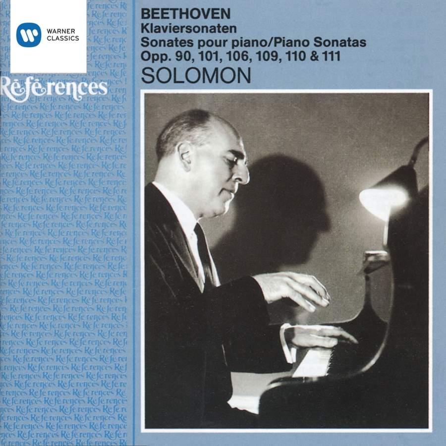 Beethoven: Piano Sonata No  27 in E minor, Op  90, etc