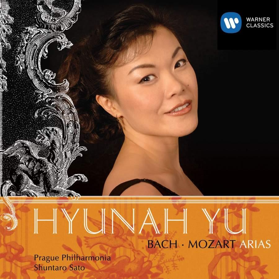 Amber Bach bach & mozart - arias - warner classics: 3682552 - download