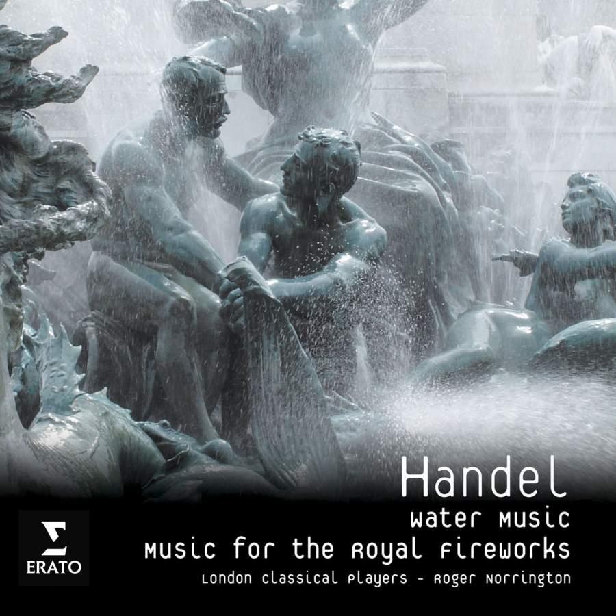 Handel: Water Music Suite No. 1 in F major, HWV348, etc. - Erato ...