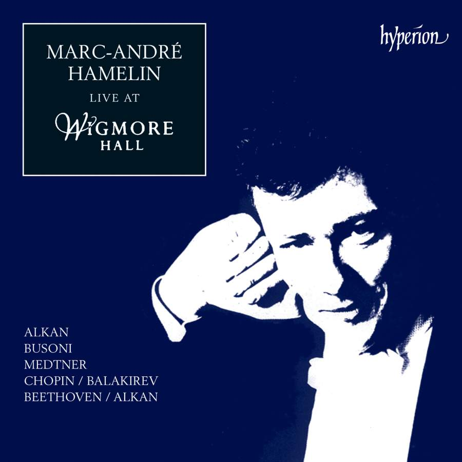 Marc-Andre Hamelin live at Wigmore Hall - Hyperion: CDA66765