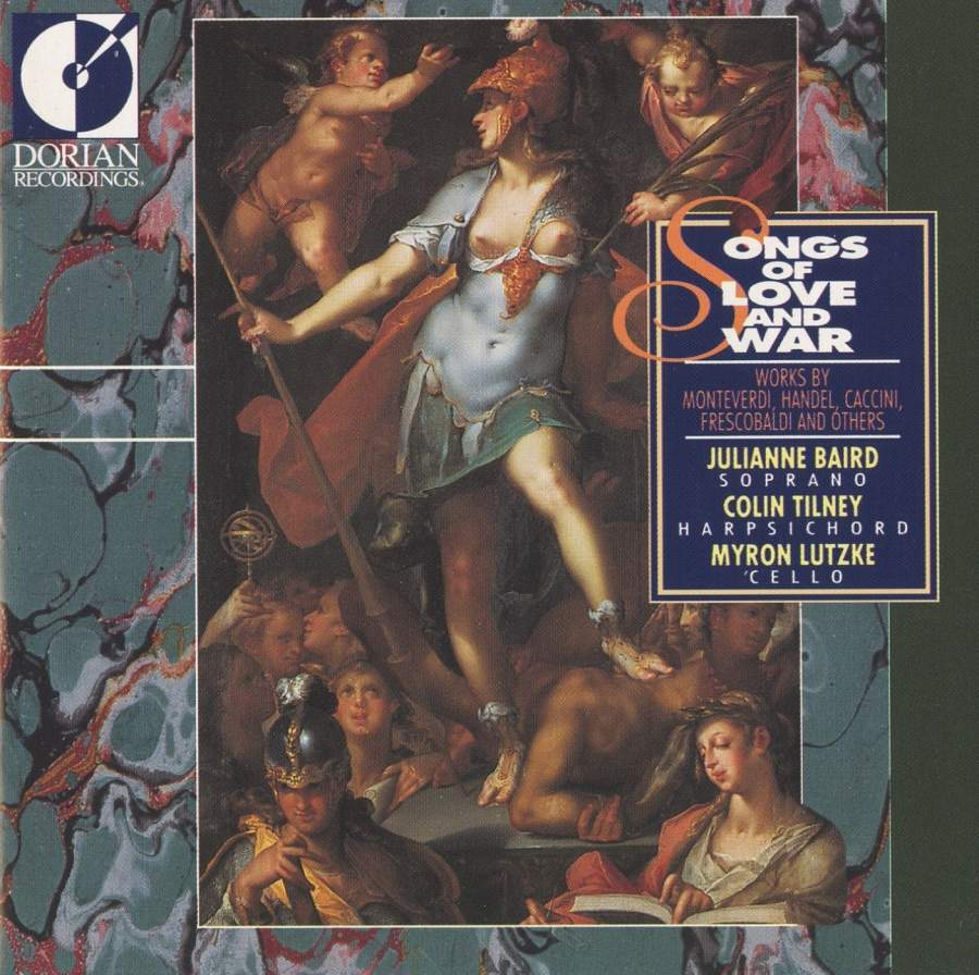 Songs of Love and War - Dorian: DOR90104 - CD or download