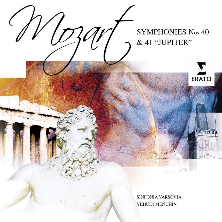 Mozart - Symphonies Nos  40 & 41 - Erato: 5624872 - download