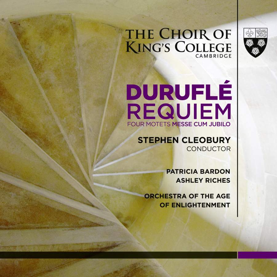 Duruflé Requiem Kings College Kgs0016 Sacd Or Download