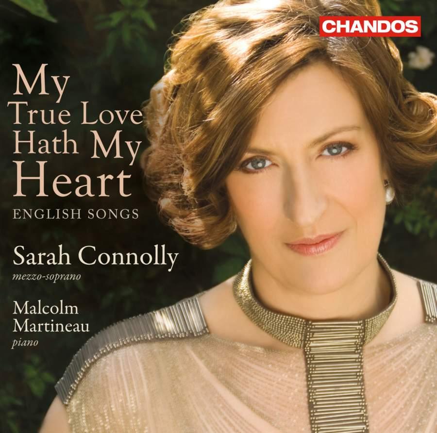 My True Love Hath My Heart: English Songs - Chandos: CHAN10691 - CD