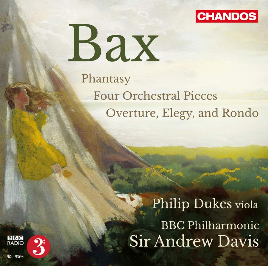 Sir Arnold Bax: Four Orchestral Pieces ...
