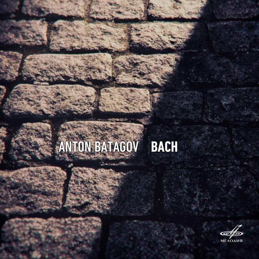 JS Bach: Partitas Nos  4 & 6 - Melodiya: MELCD1002500 - 2