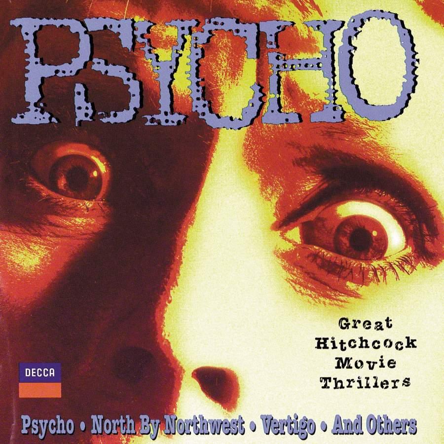 Psycho - Great Hitchcock Movie Thrillers - Decca: 4367972 - download