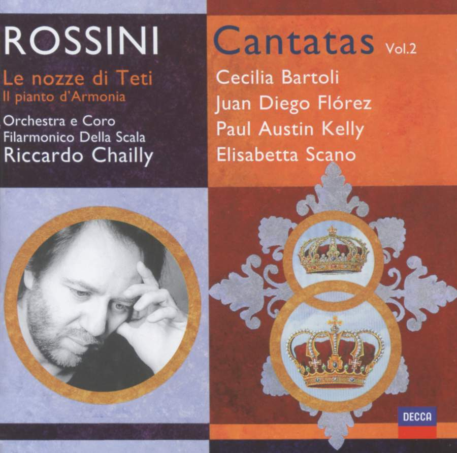 Rossini Cantatas vol.2 - Decca: E4663282 - download | Presto Classical