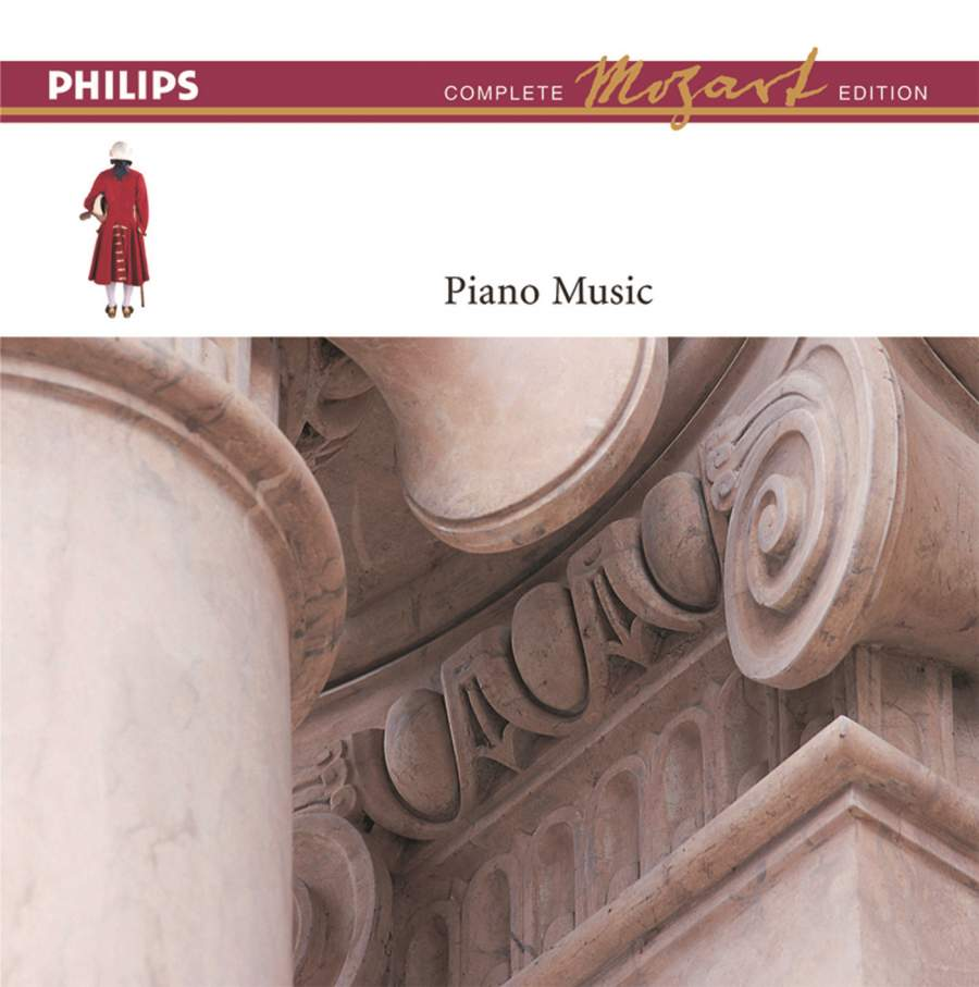 Mozart: Music for 2 Pianos - Philips: 4757351 - download