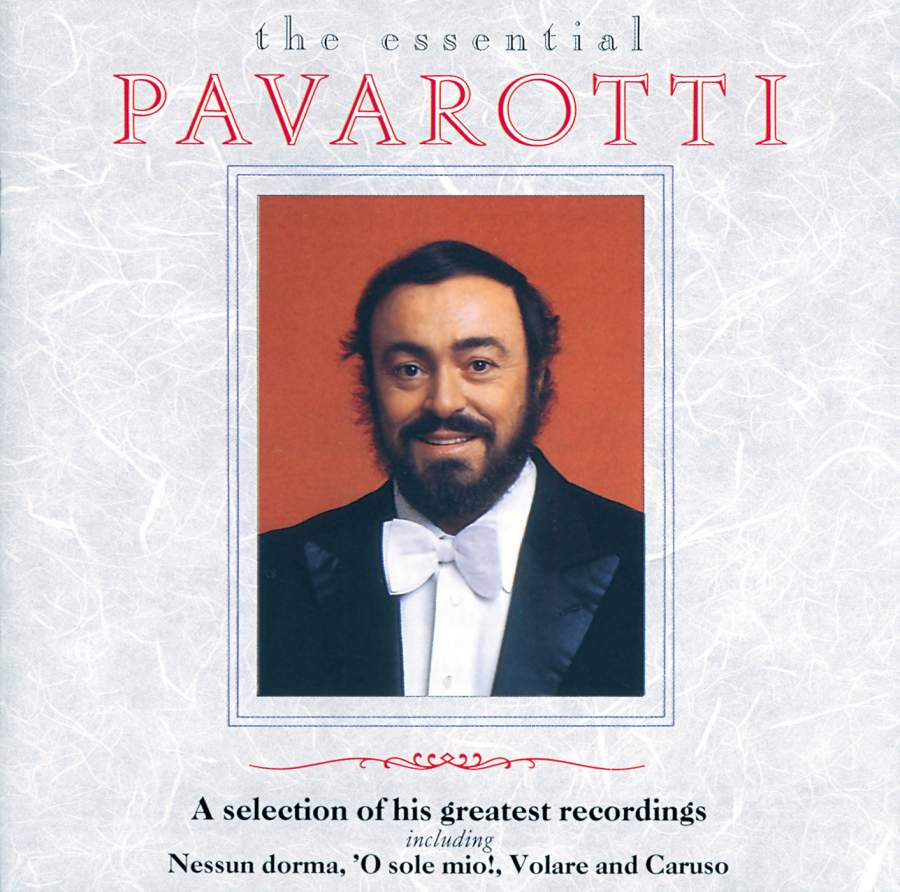 volare de luciano pavarotti