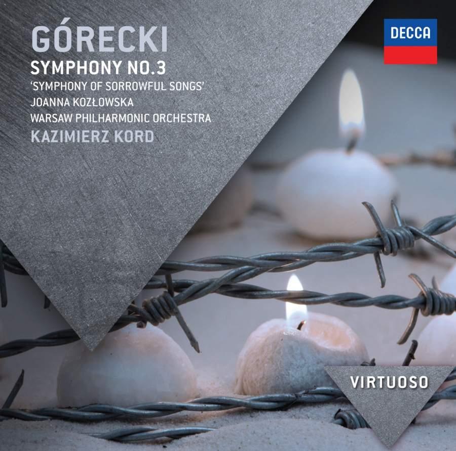 Gorecki: Symphony No  3, Op  36 'Symphony of Sorrowful Songs