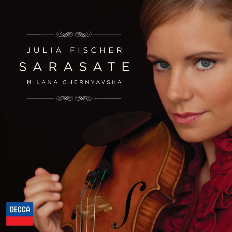 Julia Fischer: Sarasate - Decca: 4785950 - CD or download