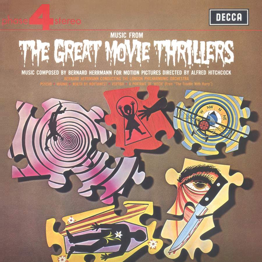 Music From The Great Movie Thrillers - Decca: 4788465 - download