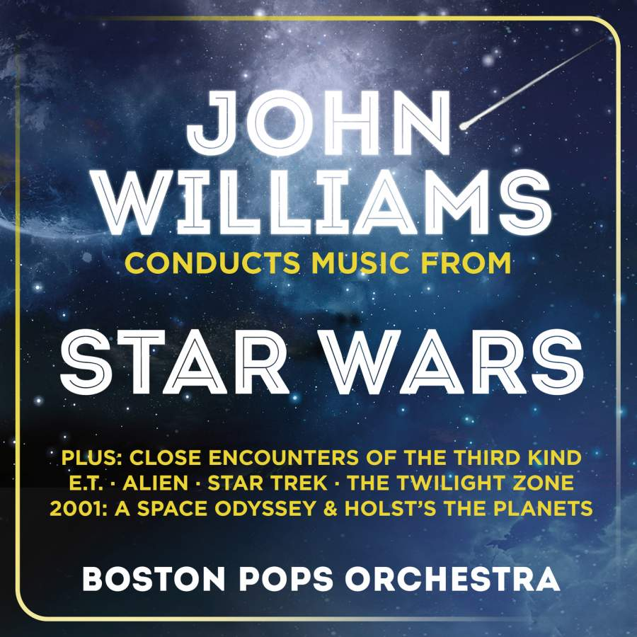 John Williams Conducts Music From Star Wars - Decca: 4789244