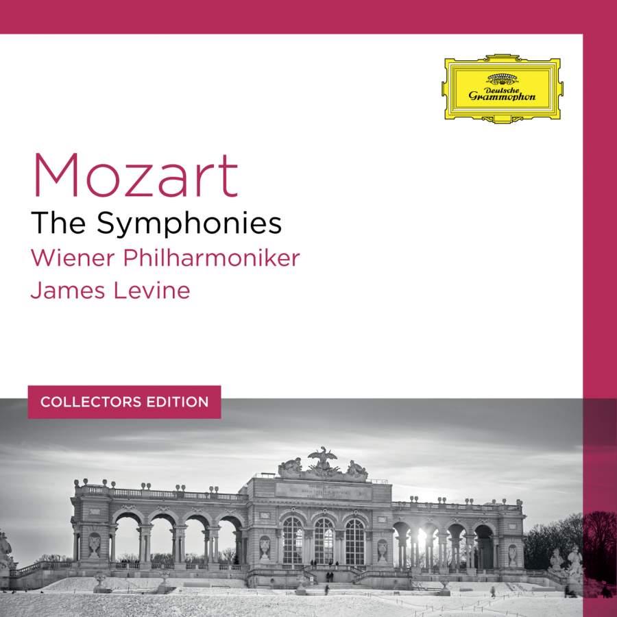 Mozart: Symphonies (Complete) - DG: 4794195 - 11 CDs or download
