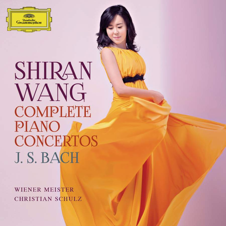 Amber Bach bach, j s: keyboard concertos nos. 1-7 bwv1052-1058 - dg