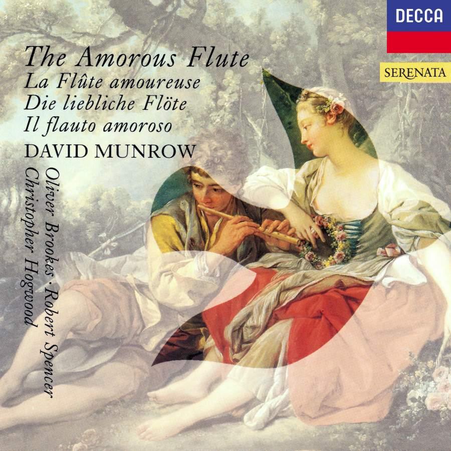 Amorous Pics the amorous flute - decca: 4400792 - download | presto classical