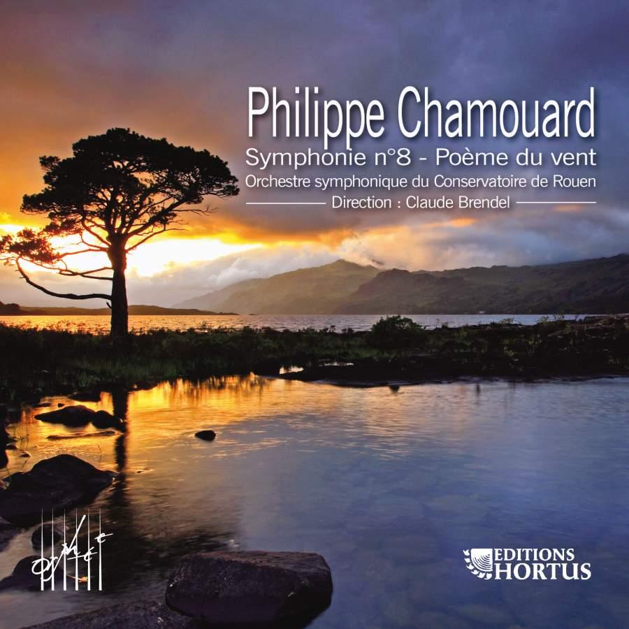 Philippe Chamouard Symphonie No 8 Poeme Du Vent