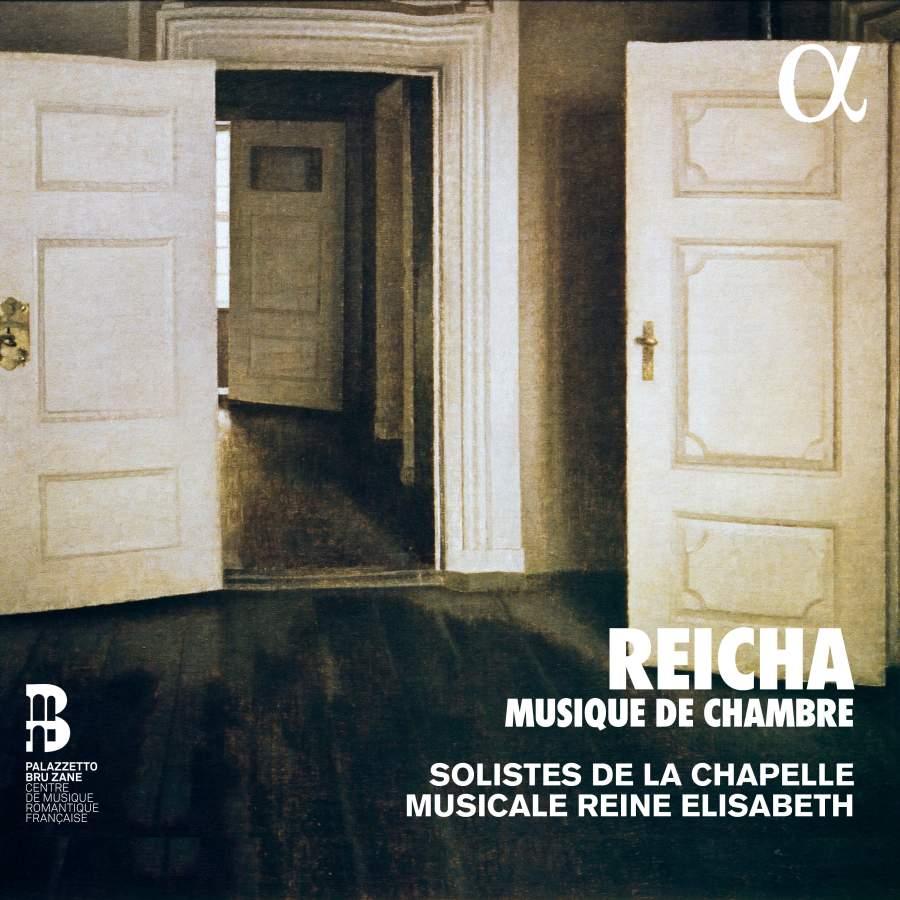 Reicha: Musique de Chambre - Alpha: ALPHA369 - 3 CDs | Presto Classical