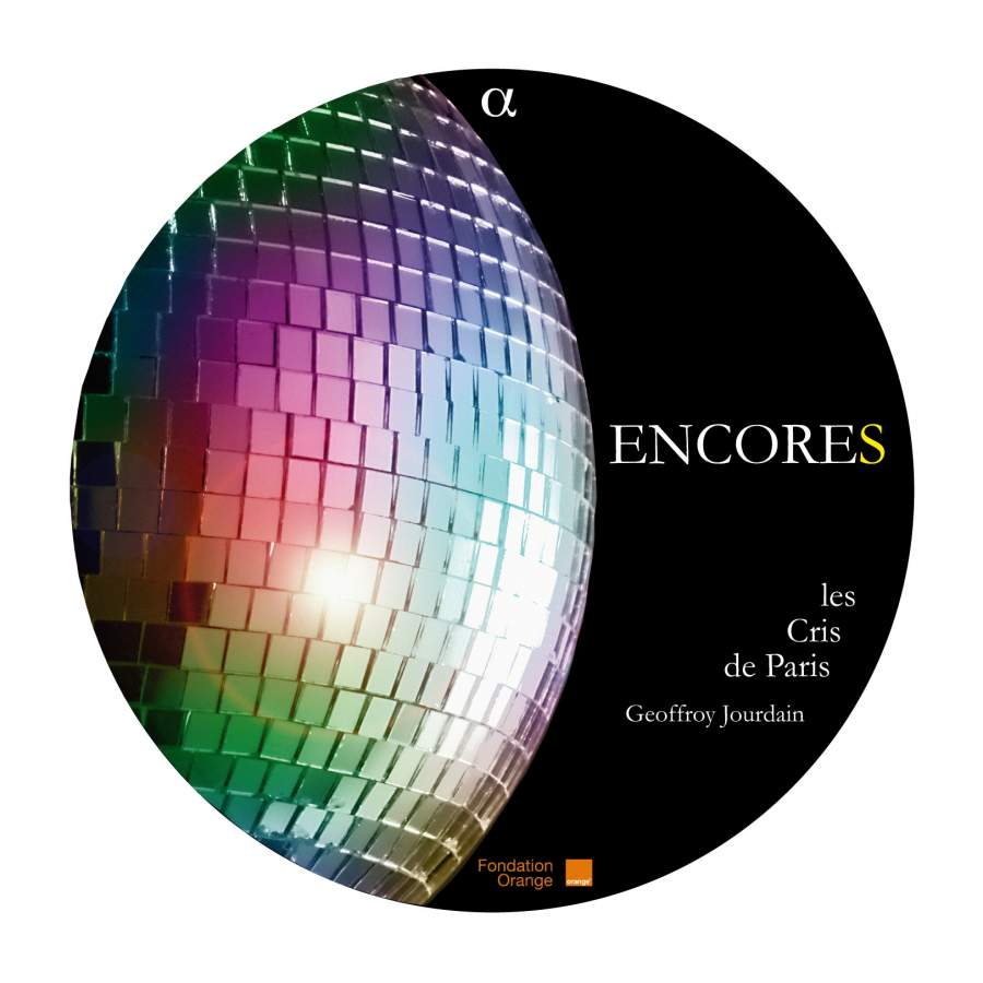 Encores - Songs for a cappella choir - Alpha: ALPHA888 - CD