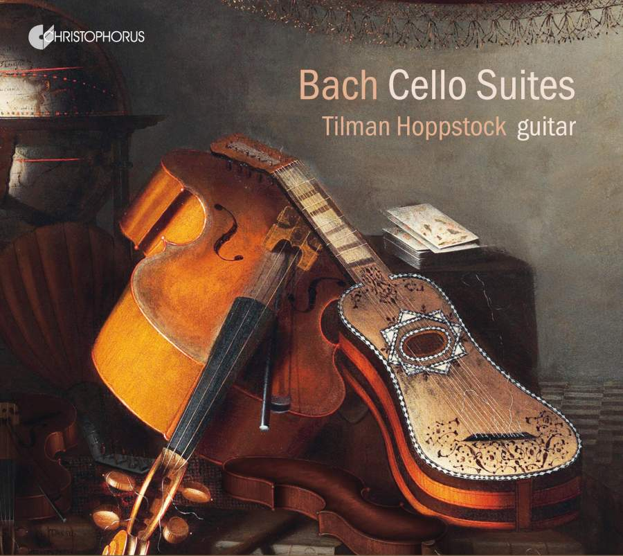Guitar bach cello suite 1 guitar sheet music : Bach: Cello Suites for Guitar - Christophorus: CHR77422 - CD or ...