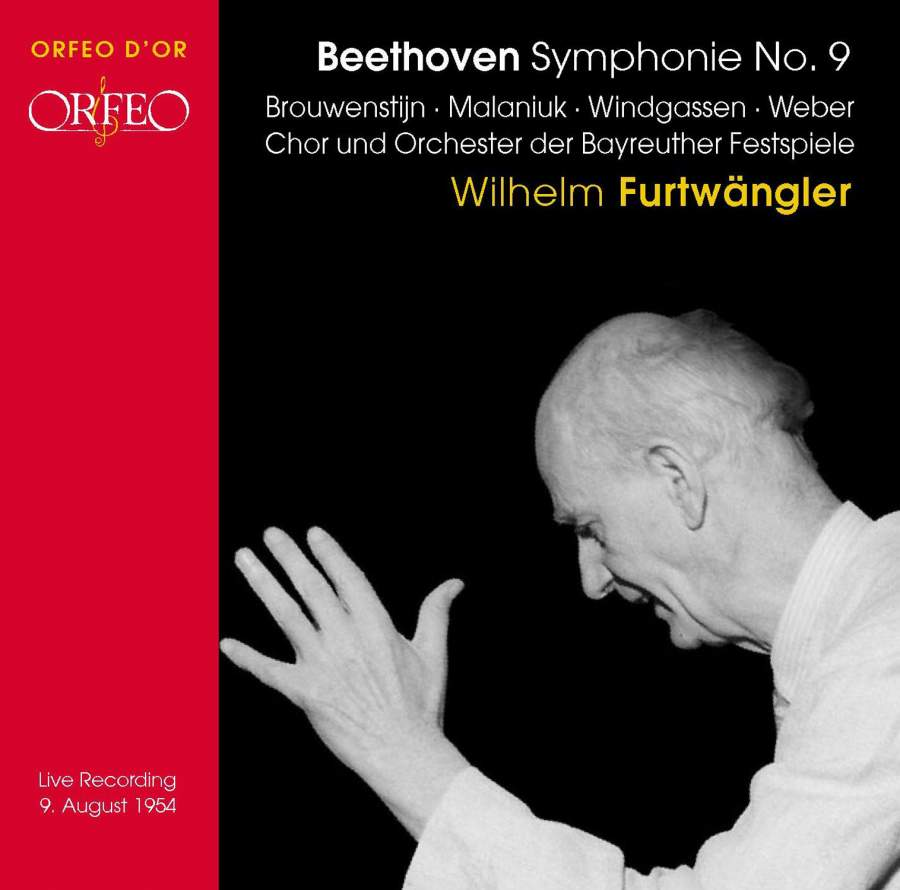 Beethoven: Symphony No  9 in D minor, Op  125 'Choral
