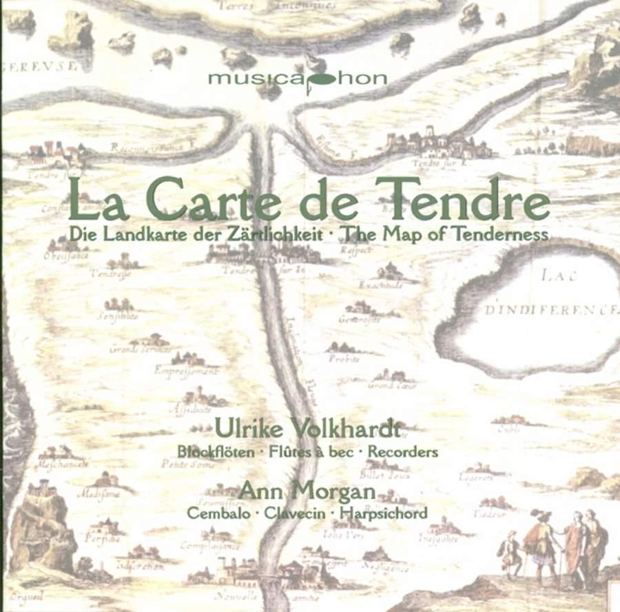 La Carte Du Tendre Image