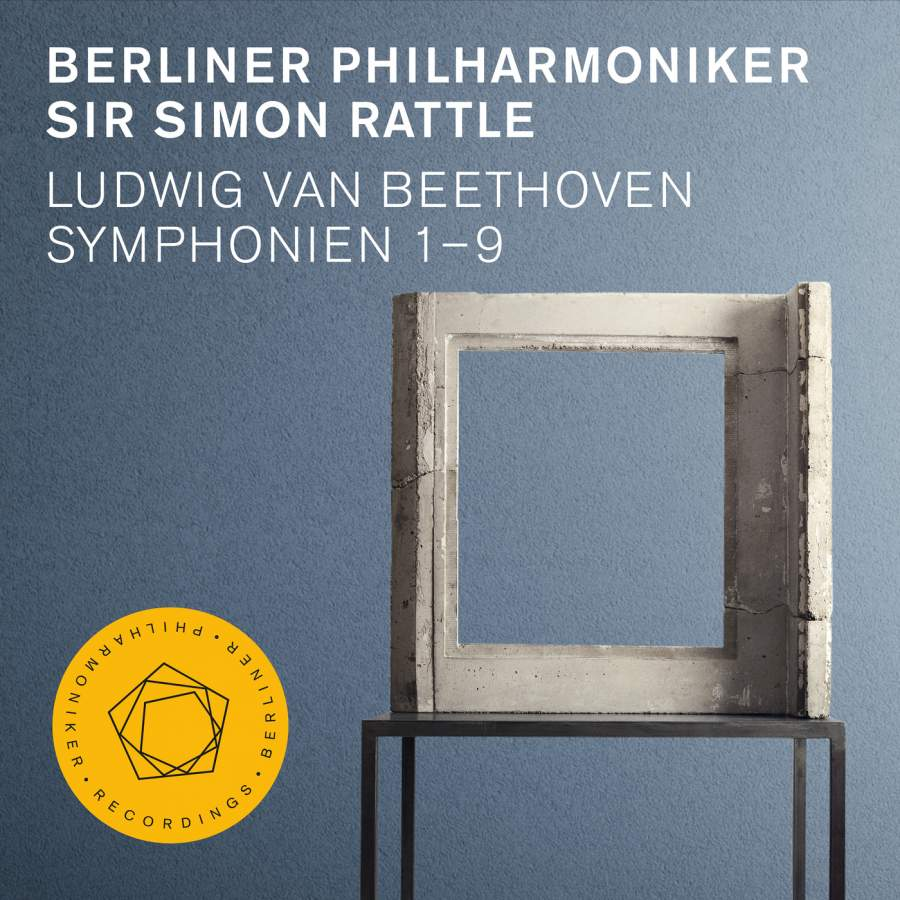 Beethoven: Symphonies Nos  1-9 - Berliner Philharmoniker