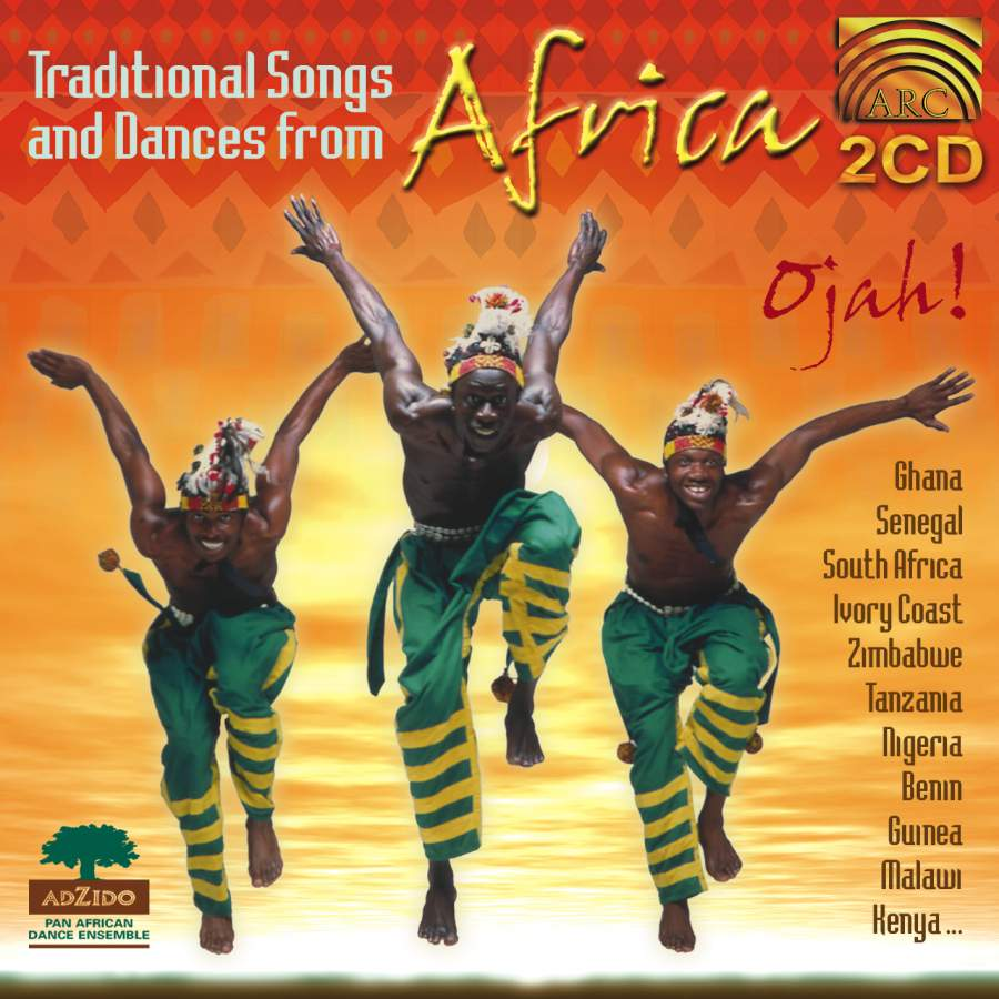 Traditional Songs and Dances from Africa - ARC Music