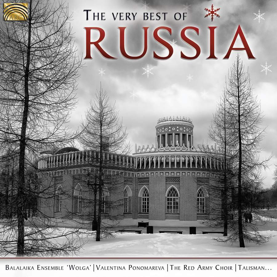 The Very Best of Russia - ARC Music: EUCD2764 - CD or