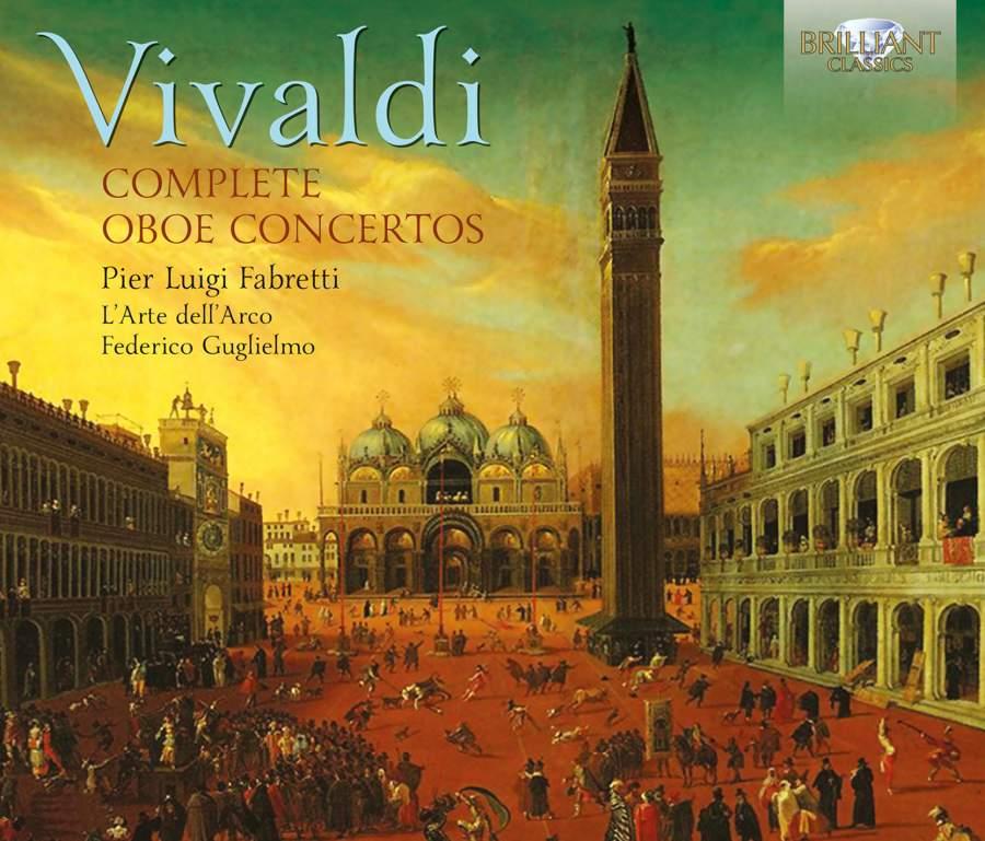 Risultati immagini per vivaldi oboe concertos brilliant