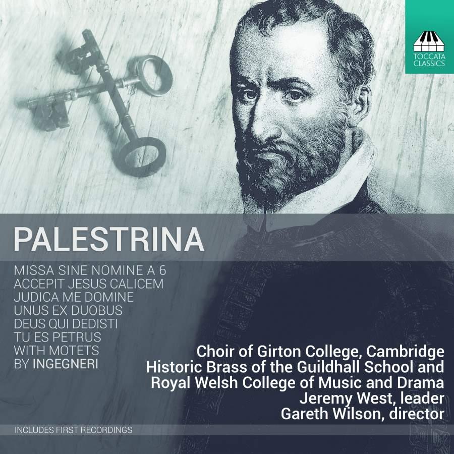 Palestrina: Missa Sine Nomine - Toccata Classics: TOCC0516