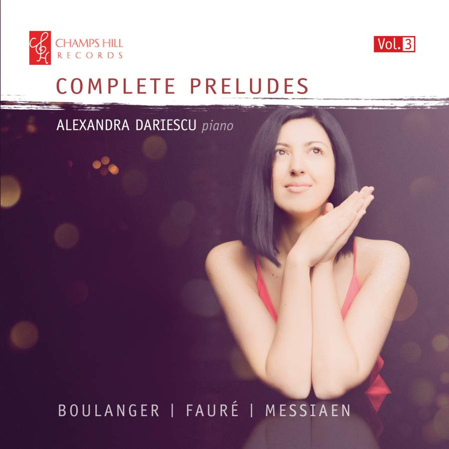 Prelude in A major  - No. 7 from Nine Preludes op. 103
