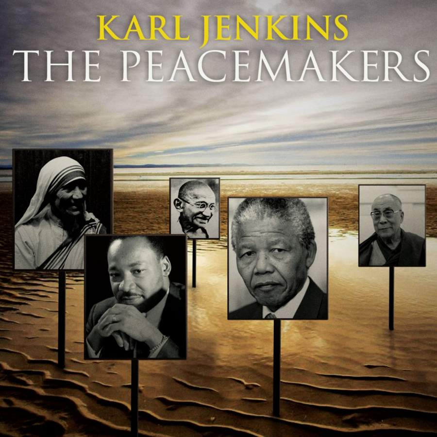 Jenkins, K: The Peacemakers - Warner Classics: 0843782 - CD or