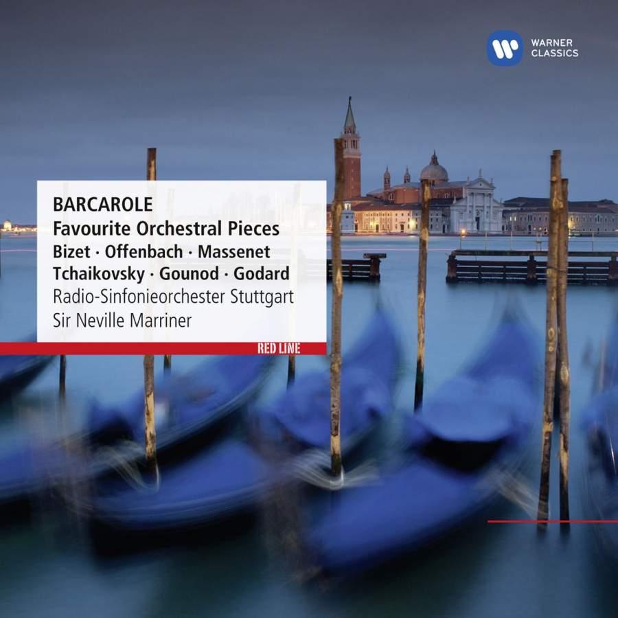 Barcarole: Favourite Orchestral Pieces - Warner Classics