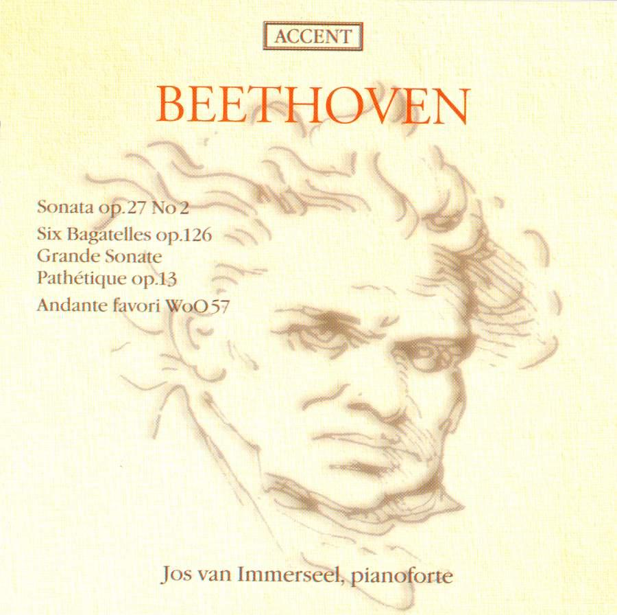 Beethoven: Piano Sonatas Nos. 2 & 8, Bagatelles (6