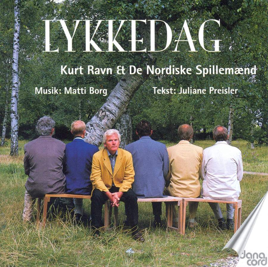 Matti Borg: Lykkedag - Day of Happiness - Danacord