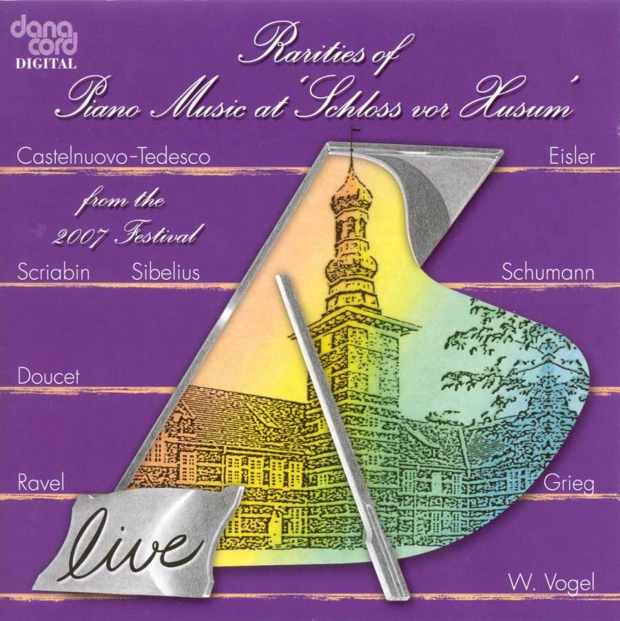 Rarities of Piano Music at the Husum Festival 2007