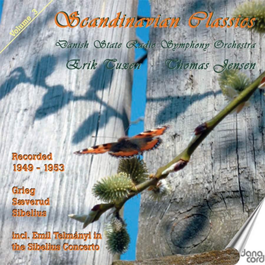 Scandinavian Classics Volume 3 - Danacord: DACOCD697-698 - 2