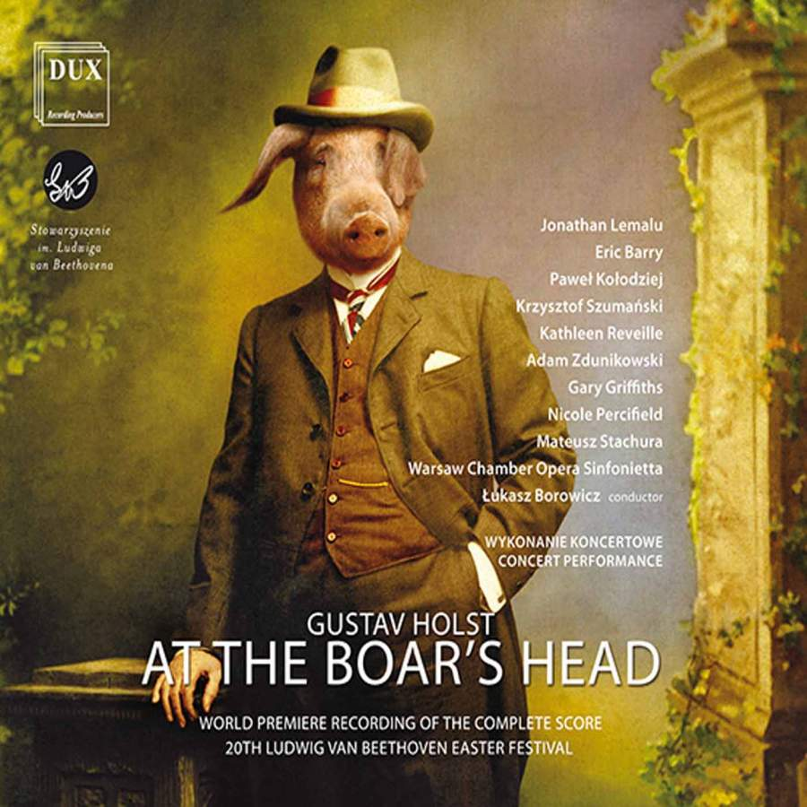 Holst: At the Boar's Head & Vaughan Williams: Riders To The