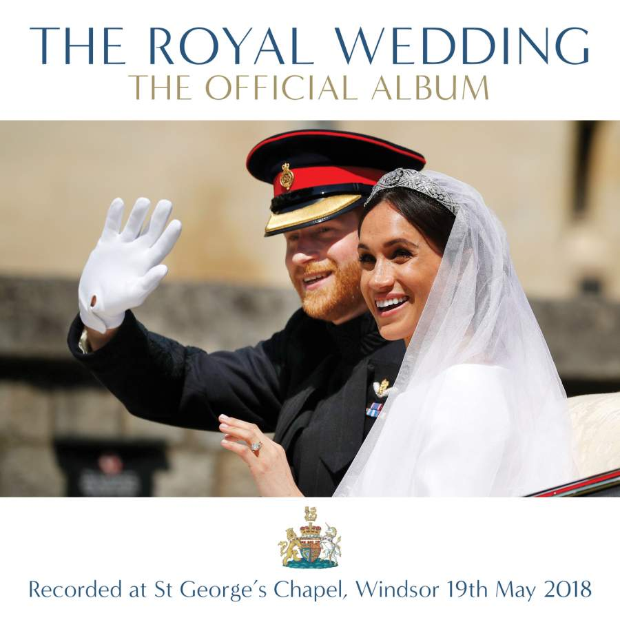 The Royal Wedding: The Official Album - Decca: 6765519 - CD or
