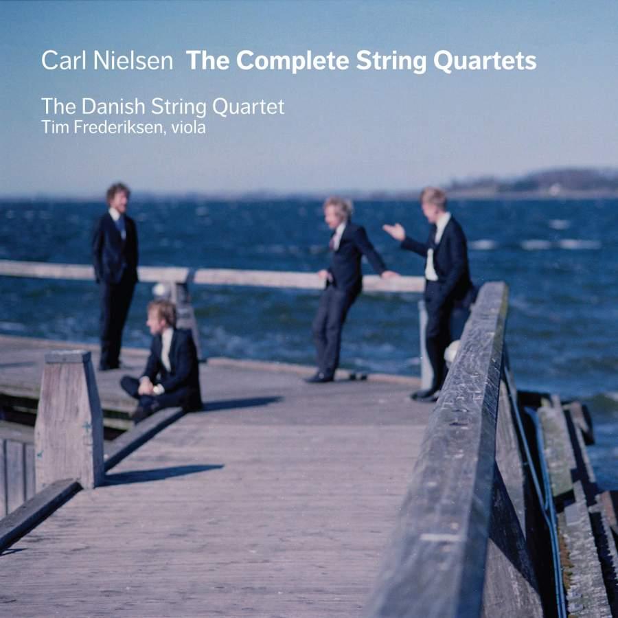 Nielsen: The Complete String Quartets - Dacapo: 8226603