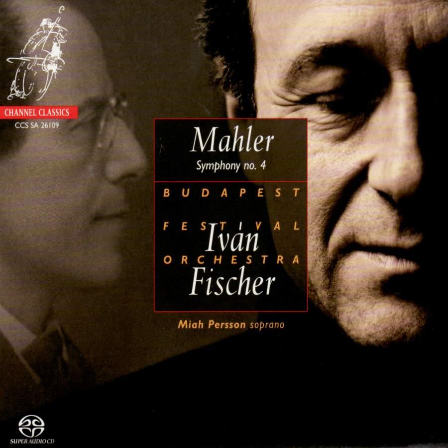 Mahler: Symphony No  4 - Channel: CCSSA26109 - SACD or
