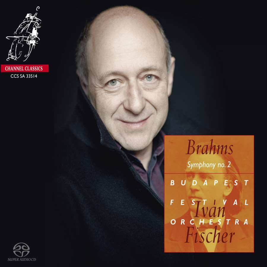 Brahms: Symphony No  2 - Channel: CCSSA33514 - SACD or download