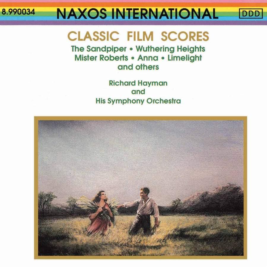 Classic Film Scores - Naxos: 8990034 - download | Presto