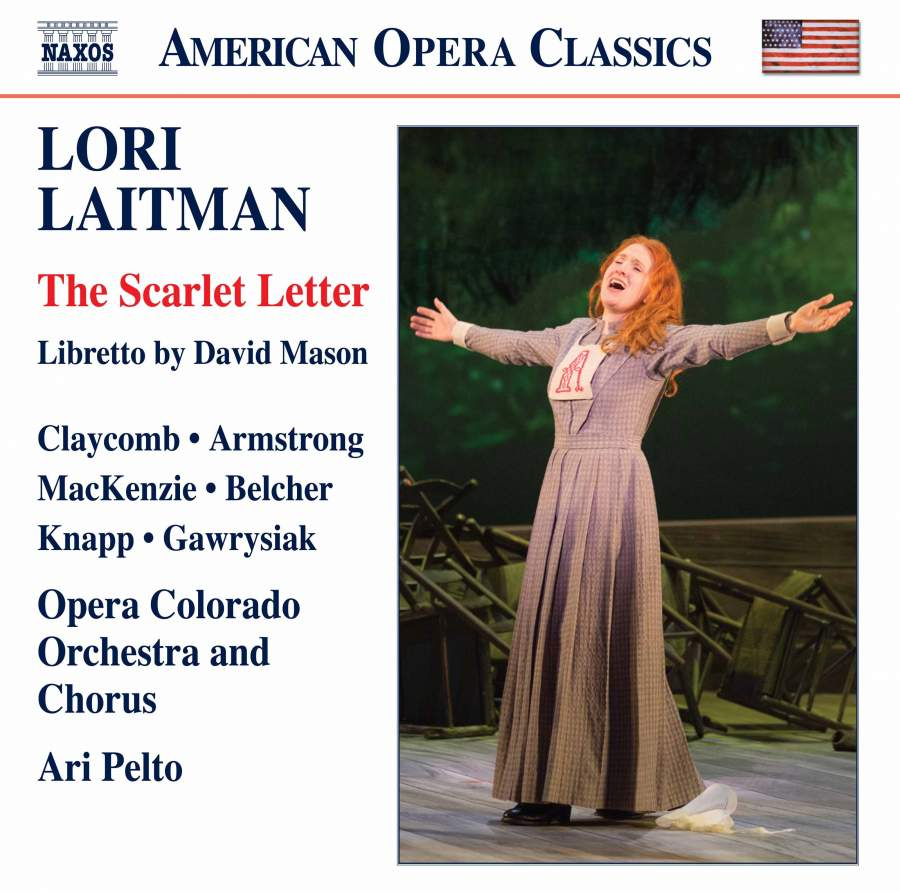 Laitman: The Scarlet Letter Product Image