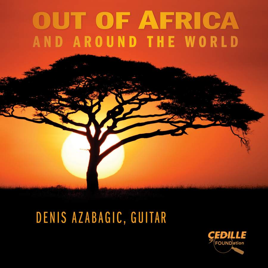 Out Of Africa and Around the World - Cedille: CDR7005 - CD