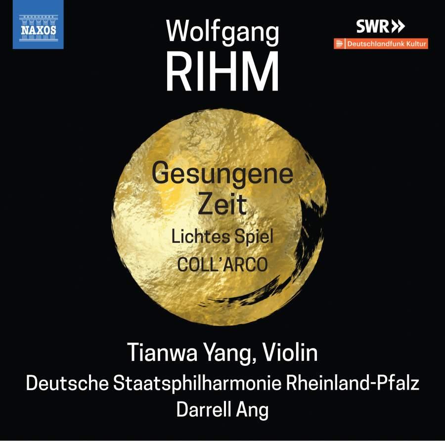Wolfgang Rihm: Music for Violin & Orchestra, Vol  2 - Naxos